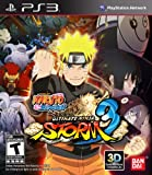 Naruto Shippuden: Ultimate Ninja Storm 3 - Playstation 3