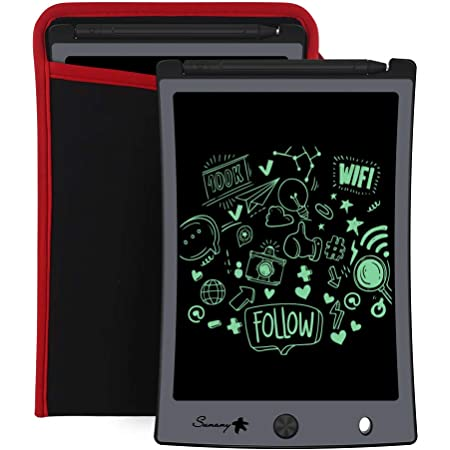 nurrat 9.7 inch LCD Writing Tablet Drawing Board Electronic Notepad Writing Pad Graphics Tablets