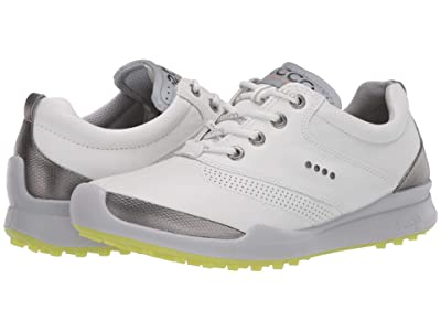 ECCO Golf BIOM Hybrid Hydromax (White) Women