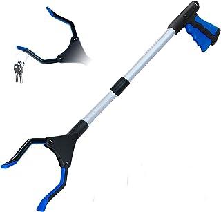 KATELUO Grabber, grabber-pinne, kullpicker, Reacher Grabber Tool, Reacher Grabber, Magnetiska tips, lämplig för avfallsren...