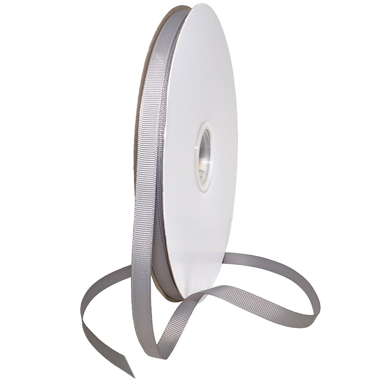 Morex Ribbon 06609/00-012 Grosgrain Fabric Ribbon, 3/8
