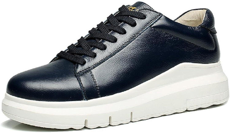 Herren Erhht Lederschuhe Lssige Schuhe Flache Schuhe Mode Freizeitschuhe EUR GRSSE 38-44