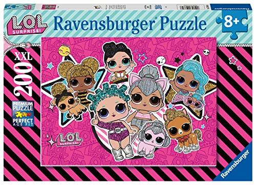 Ravensburger - Puzzle L.O.L., 200 piezas XXL (12884)