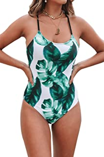 Best cupshe think about you print one piece swimsuit Reviews