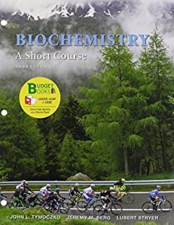 Loose-leaf Version for Biochemistry: A Short Course 3e & LaunchPad (Six Month Access) by John L. Tymoczko (2015-07-15)