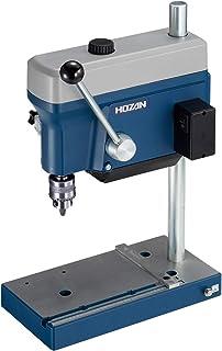ホーザン(HOZAN) 小型・軽量デスクドリル ベルト掛け換え式3段変速 切削深さ調整ストッパー付(最大30mm)  K-21