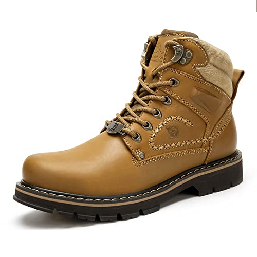 8658590ef5d Insulated Safety Toe Work Boots: Amazon.com