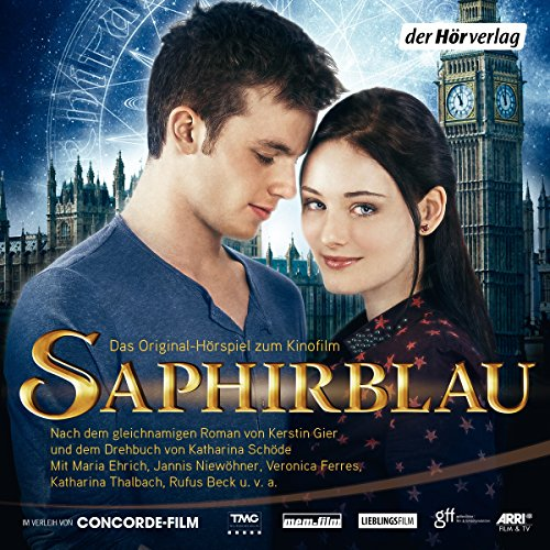 Saphirblau. Filmhörspiel     Liebe geht durch alle Zeiten 2              Written by:                                                                                                                                 Kerstin Gier                               Narrated by:                                                                                                                                 Maria Ehrich,                                                                                        Jannis Niewöhner,                                                                                        Rufus Beck,                   and others                 Length: 2 hrs and 5 mins     Not rated yet     Overall 0.0