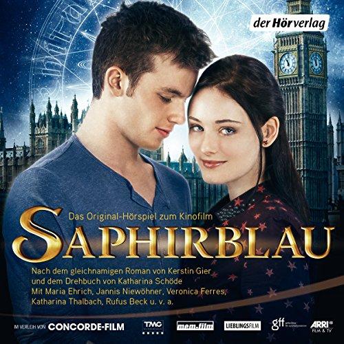 Saphirblau. Filmhörspiel Titelbild