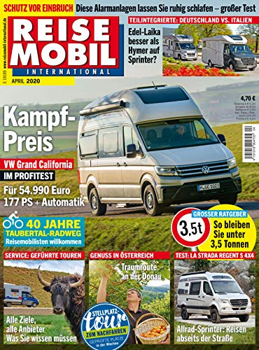 Reisemobil International 4/2020