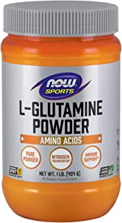NOW Foods Sports L-Glutamine Powder -- 1 lb