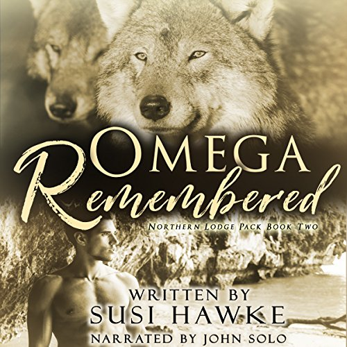 Omega Remembered audiobook cover art