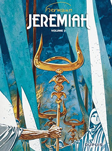 Jeremiah - L'intégrale (petit format) - tome 2 - Magnum Jeremiah 2