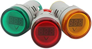 voltage indicator display