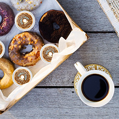 Original Donut Shop Decaf Single-Serve K-Cups Pods