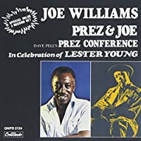 Dave Pell's Prez Conference [In Celebration of Lester Young] (CD) by Prez and Joe (1990-10-25)