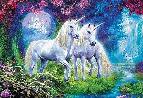 Puzzles  educa unicornio