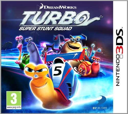 Turbo: Super Stunt Squad [Import spagnolo]