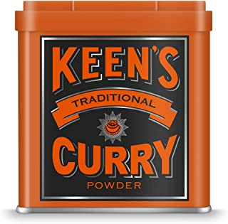 McCormick Keen's Spice Traditional Curry Powder, 60 g