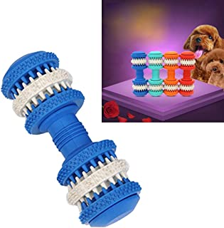 Pet Toys Pet Dog Cleaning Teeth for Pets Tooth Cleaning Chewing Toys of Soft Rubber, Small Size, Length:12cm (1pcs) (Color...