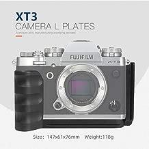 XT3(Handle) L Quick Release L Plate Bracket Holder Hand Grip Camera, Benro Arca Swiss Tripod Head
