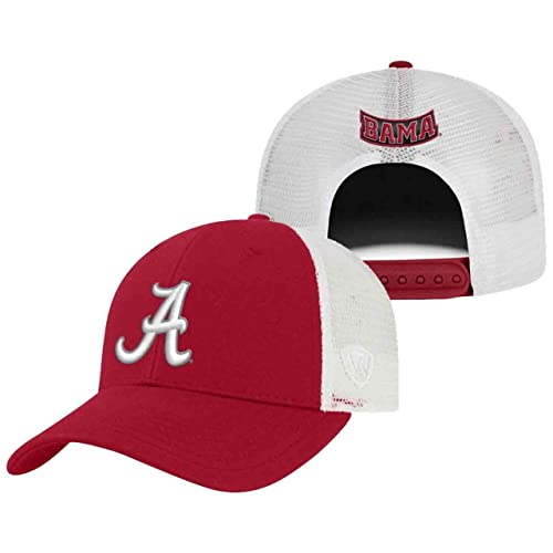 4518aff8ecf Top of the World Adult NCAA Team Spirit Structured Fit Meshback Hat - Team  Color