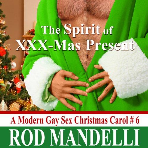 A Modern Gay Sex Christmas Carol #6 cover art