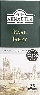 Ahmad Tea Earl Grey Tagged, 25 Tea Bags