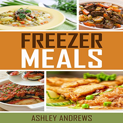 Freezer Meals  By  cover art