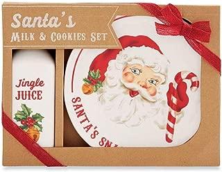 Best mud pie santa cookie plate Reviews