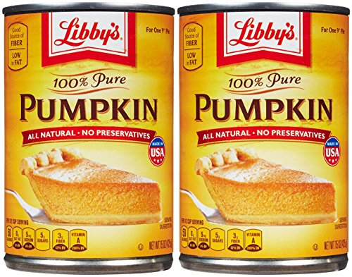 Libby's Canned Pumpkin-15 Oz-2 Pack