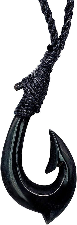 81stgeneration Women's Men's Hand Carved Smooth Super-cheap Dallas Mall Horn Maori Small