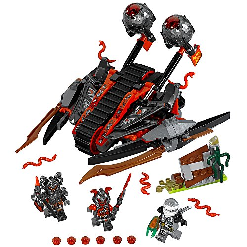 LEGO NINJAGO Vermillion...