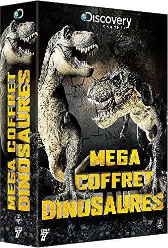 Coffret Royaume Choc des Dinosaures + Le Légendaire T-Rex
