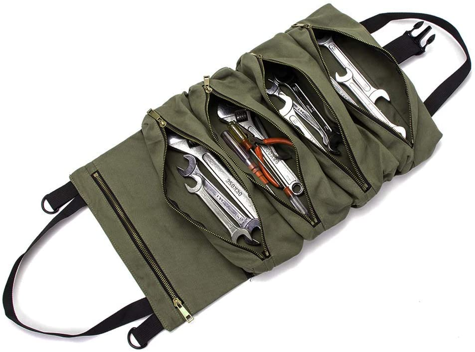Super Roll Tool half Multi-Purpose Up Bag 55% OFF Wrench