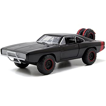 JADA 1970 Dom/'s Dodge Charger R//T 1:32 Scale Diecast Car SAME-DAY SHIP
