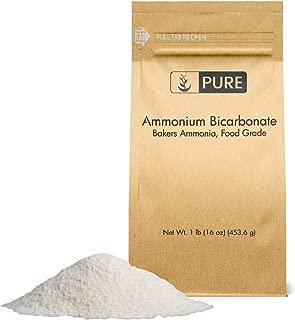 Best ammonium bicarbonate in food Reviews