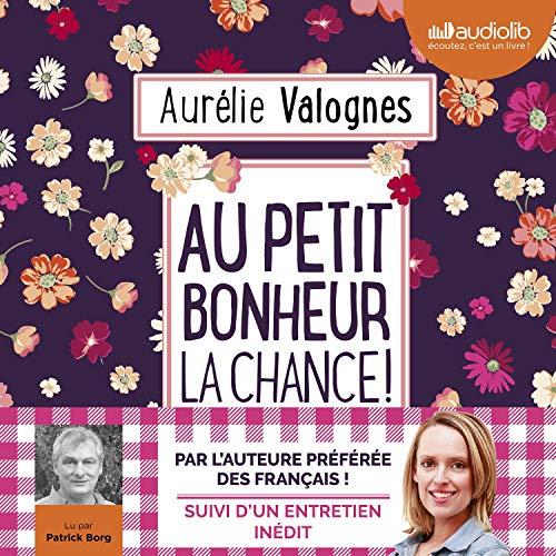 Au petit bonheur la chance audiobook cover art