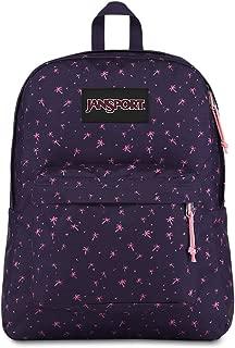 Black Label Superbreak Backpack - Lightweight School Bag