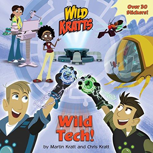 Wild Tech! (Wild Kratts) (Picturebackr)