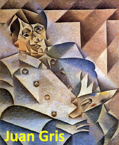196 Color Paintings of Juan Gris (José Victoriano González-Pére) - Spanish Cubist...