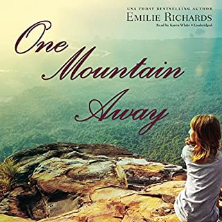 One Mountain Away audiobook cover art