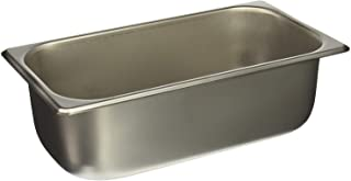 Winco SPT4 1/3 Size Pan, 4-Inch, Set of 12