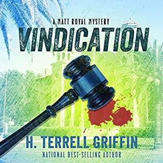 Vindication audiobook cover art