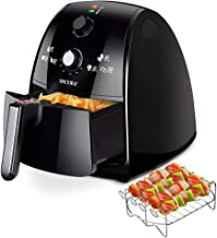 Secura Air Fryer 4.2Qt / 4.0L 1500-Watt Electric Hot XL Air Fryers Oven Oil Free Nonstick..
