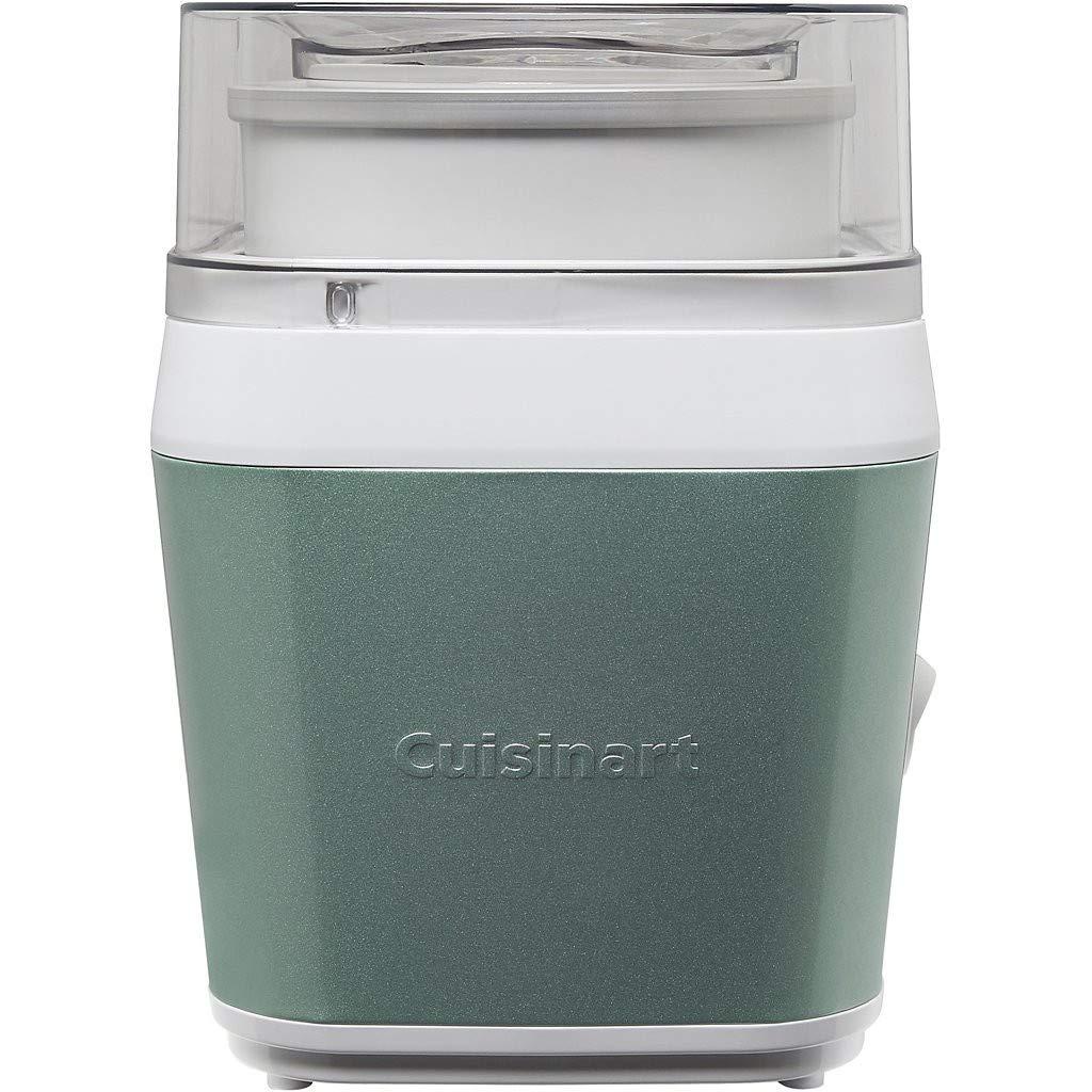 Cuisinart Heladera ICE31GE - Turbina para helados: Amazon.es: Hogar