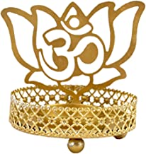 Hashcart Shadow Lotus Tealight Candle Holder/Table Decorative Candle Holder