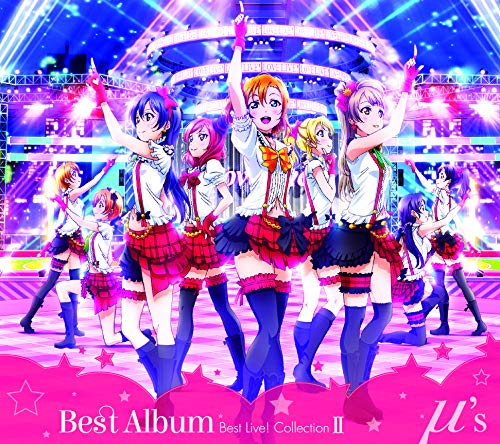 μ's Best Album Best Live! Collection Ⅱ