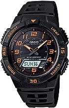 Casio Men's Slim Solar Multi-Function Analog-Digital Watch