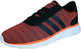 adidas Neo Lite Racer Mens Running Trainers/Shoes - Orange